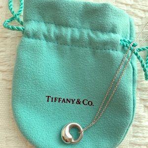 Tiffany & Co. Eternal Circle Pendant